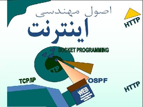 پروژه آماده اصول مهندسی اینترنت